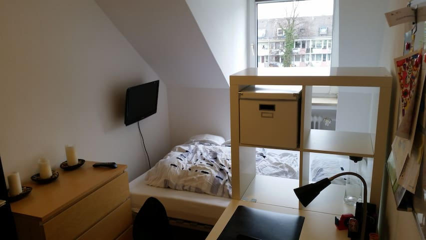 Lovely room in Laim - close to the city center - München - Apartment