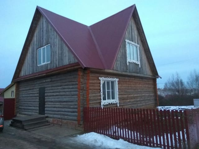 Nymol's home
