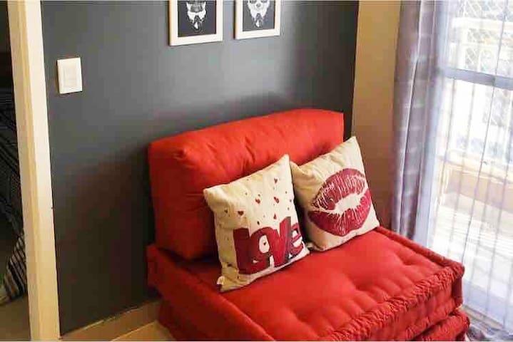 Apartamento novinho em folha com ótima localização