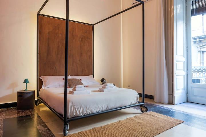 Comfy designer's Home   4Elementi    -Fuoco-