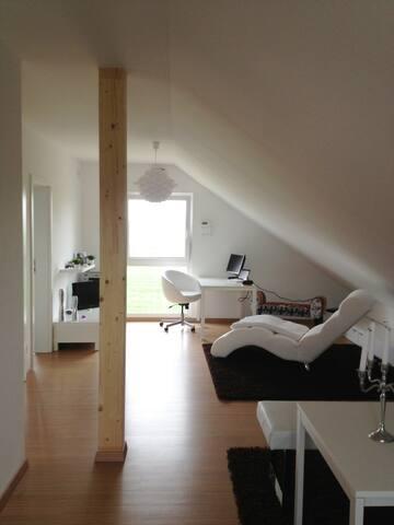 2-Zimmer für 4 Wo(22.12.15-22.1.16) - Alling - Apartamento