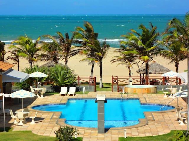 Ap Atlantic Palace - Beach Park - Fortaleza - Акирас