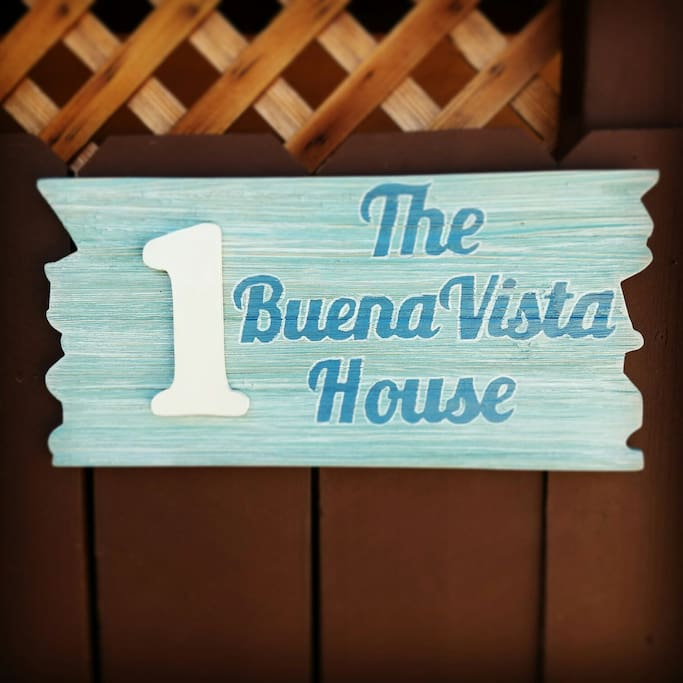 Welcome to The Buena Vista House