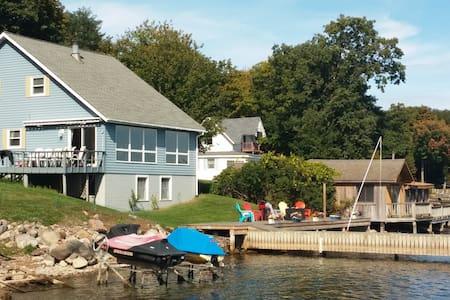 1764ft2 - Thousand Islands, NY Vacation Rental - Wellesley Island