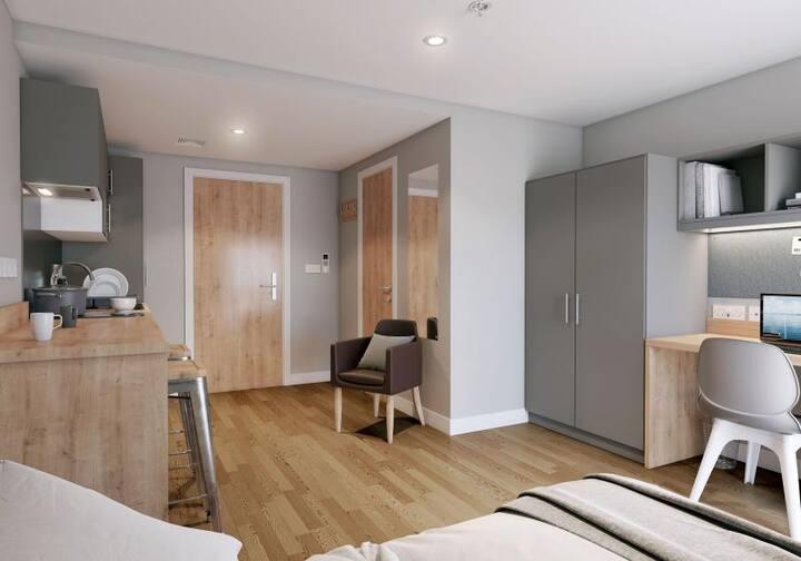 Comfortable 3-Bed Copper Non En Suite