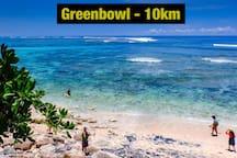 Greenbowl - 10km