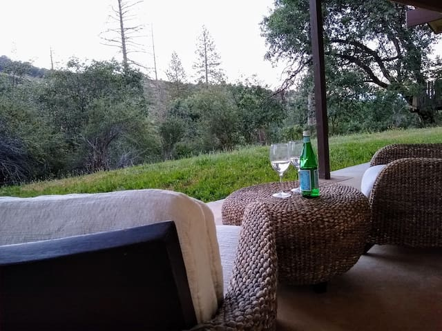 El Dormitorio e la Sequoia