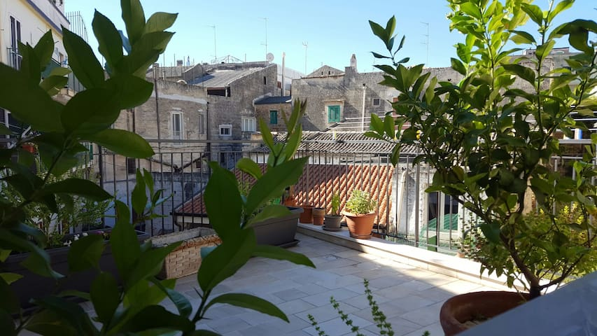 Home Holidays Relax Sassi di Matera - Matera - Apartment