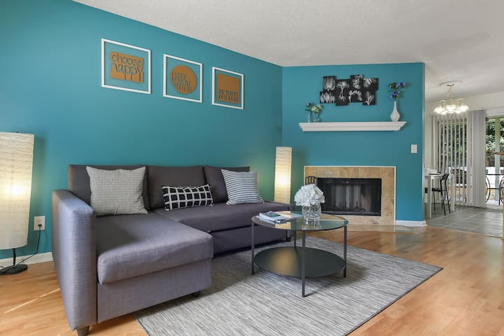 ★UNC Vacation Home★Family-Friendly Sleeps 6★ (C)