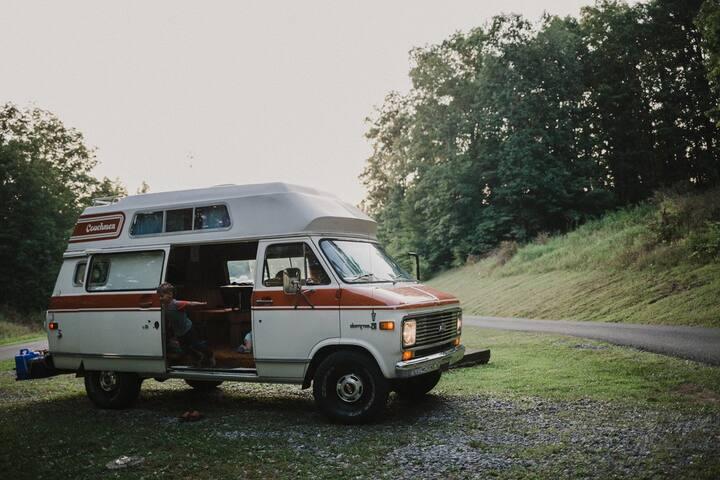 Rico The Camper Van