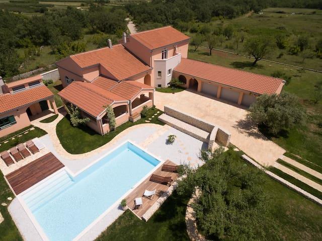 Luxury Villa Portulaca - Prkos - Villa