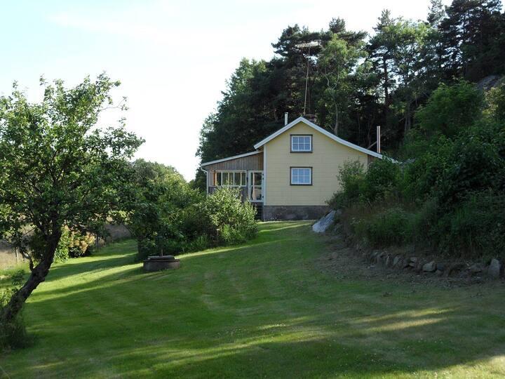 Valön i Stigfjorden, Nösund, Orust