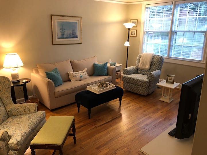 Cozy condo in the heart of Wilmington