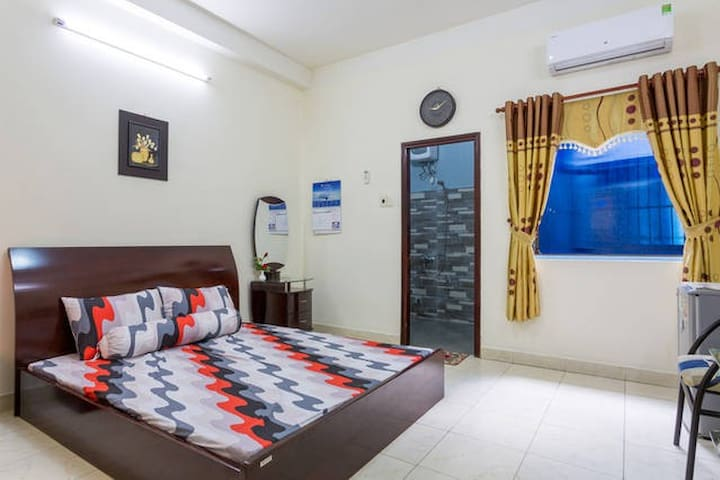 Cozy room with awesome local family - Ho Chi Minh City - Rumah