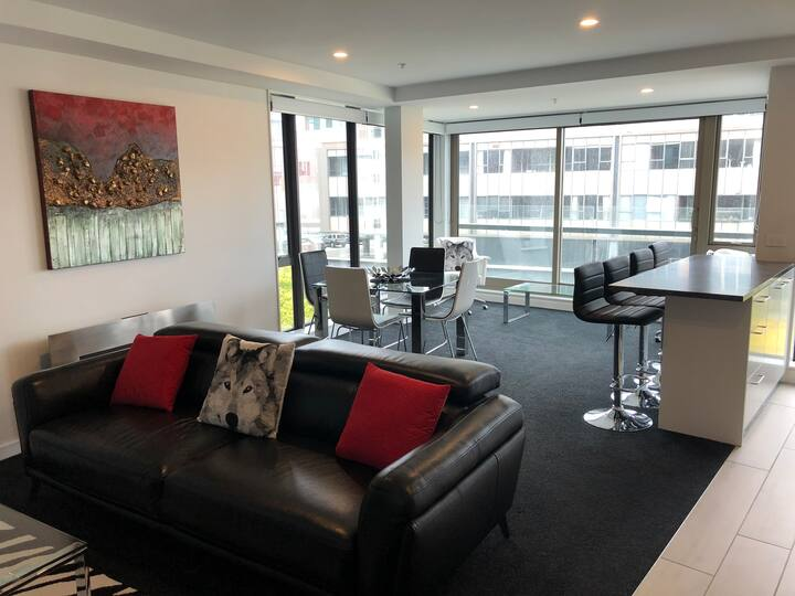 Executive living in the CBD