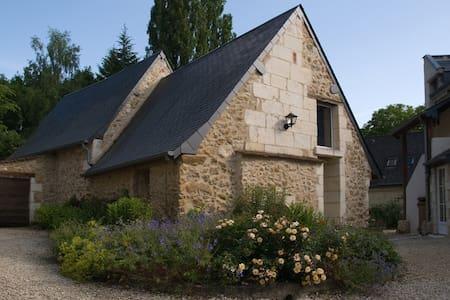 Chambre à proximité de Chinon - Rigny-Ussé