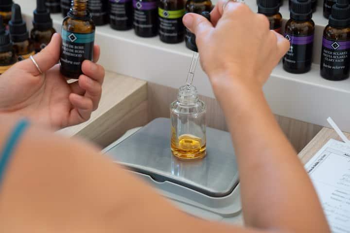 Perfume Preparation