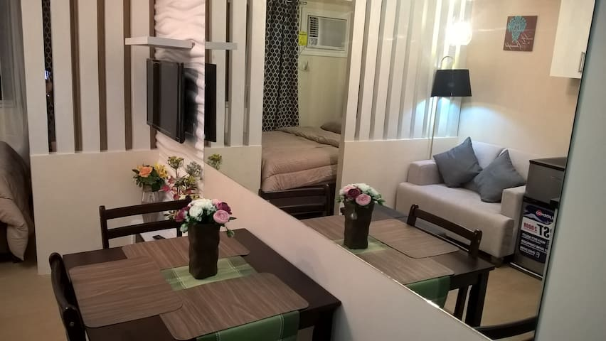 Fully Furnished Condo in Downtown Davao