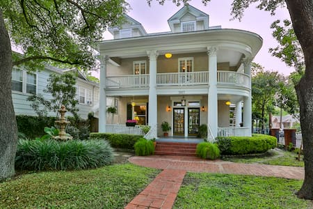 Historic Park, Private Entrance, Bed & Bath - San Antonio - Haus