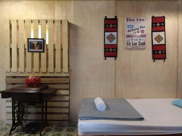 HÒN KHÔ - [LẶNG/SILENT homestay] - Single bedroom