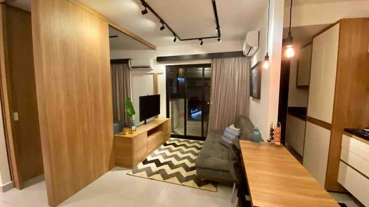 Apartamento Novo! Unique Residence! Completo!