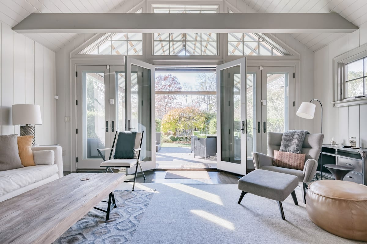 Luxurious All-Season Oasis close to Sag Harbor Village