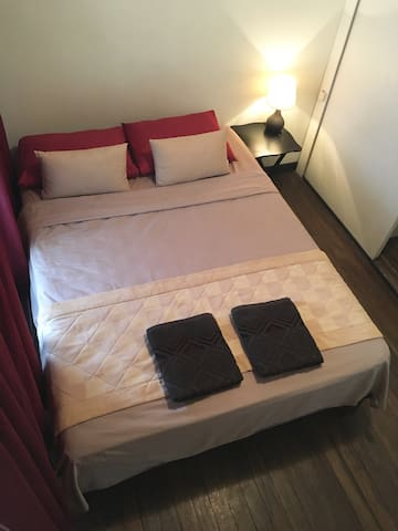 Unbeatable Location-Private room in Paseo Colon - San José