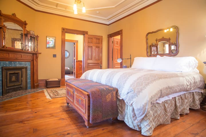 Dearing Mansion Master Suite