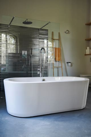 Chambre XL - baignoire