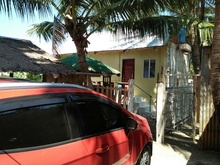 1 Bedroom House  with attic Beach front