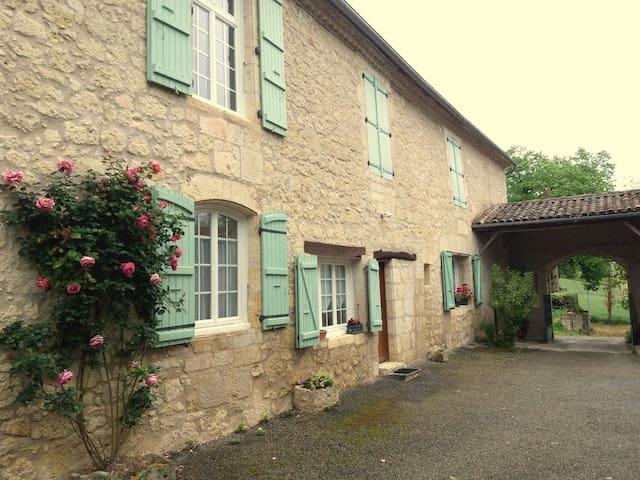 Gîte Le Cloutan dans le Gers