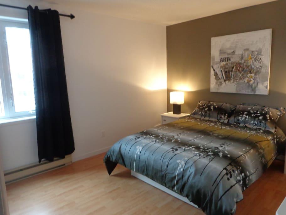 Condo haut de gamme exceptionnel appartements louer for Chambre d hote quebec city