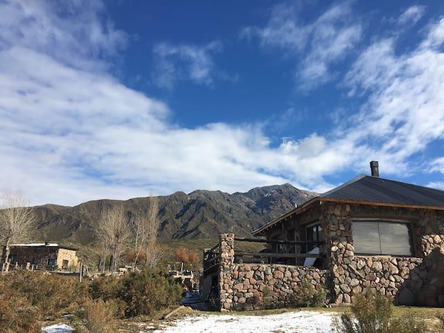 Cabaña en la montaña, La Crucesita, Luján de Cuyo