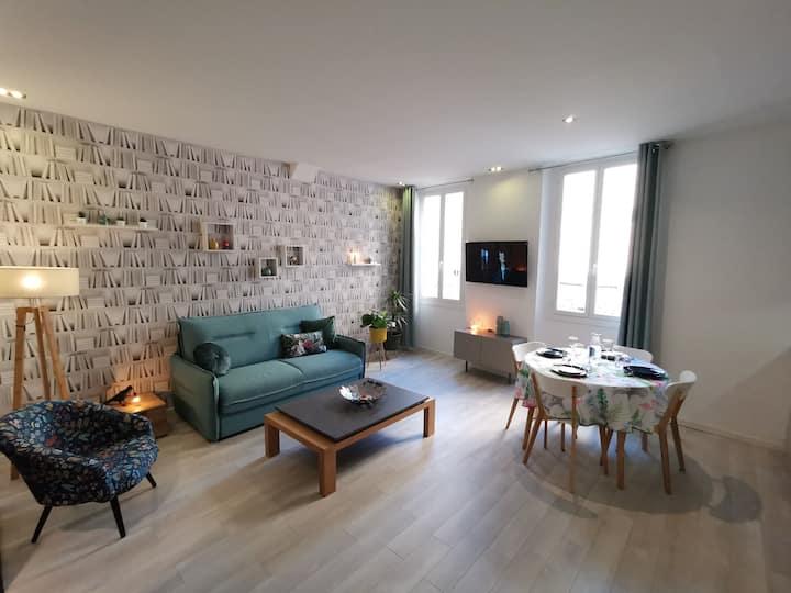 Palais, Croisette, beach, luxury & comfort II