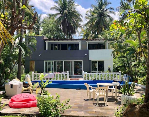 Costa Azul Beach House, a magic place.