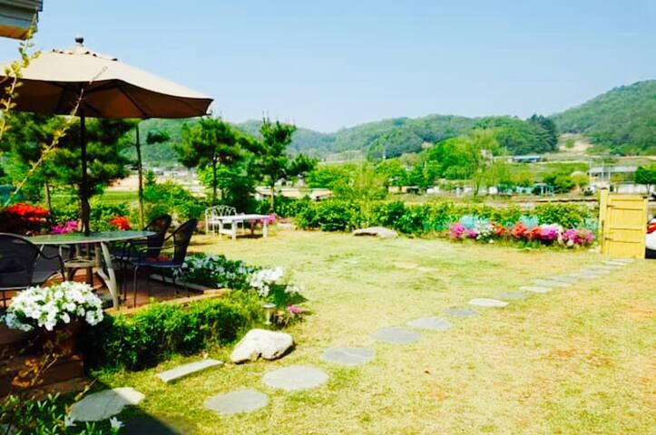 양평호수마을정원