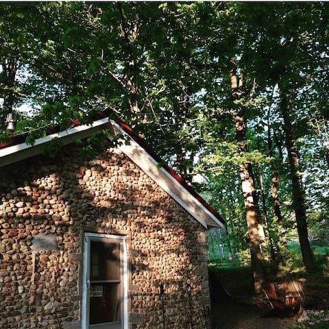 Fort Jericho - Antebellum Cobblestone Cottage 1834 - Auburn - Loft