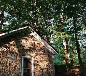 Fort Jericho - Antebellum Cobblestone Cottage 1834 - Loft