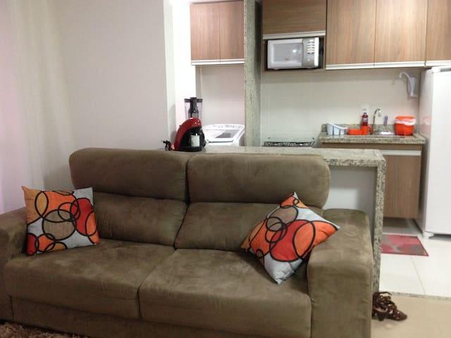 Apartamento ideal para o seu bem estar