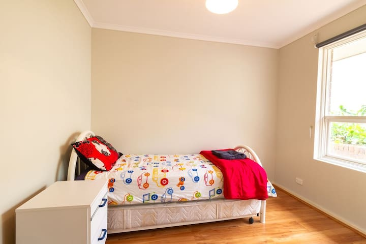 Bedroom 3 with trundle bed