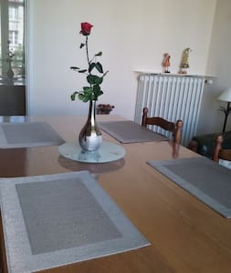 appart. 70m2 lumineux Wifi Parking - Clermont-Ferrand - Huoneisto