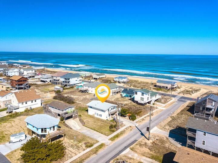 5304 Born to Sun * 1 Minute Walk to Beach * Pet Friendly * Ocean Views