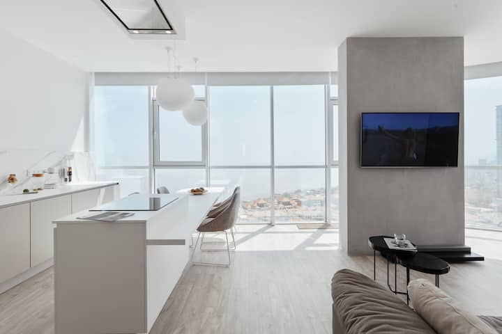 Sea&Sky Two bedrooms apartment