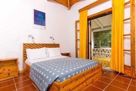Liuba Houses - Green House 2 Bedrooms - Vasilikos - Σπίτι