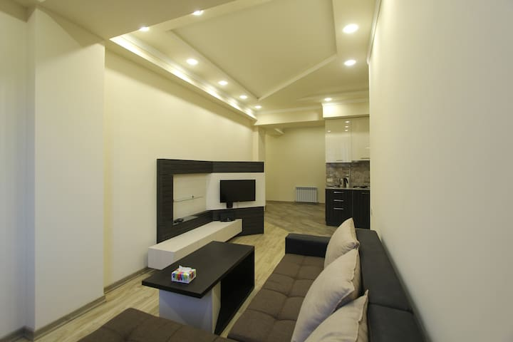 New apartment in the center of Yerevan