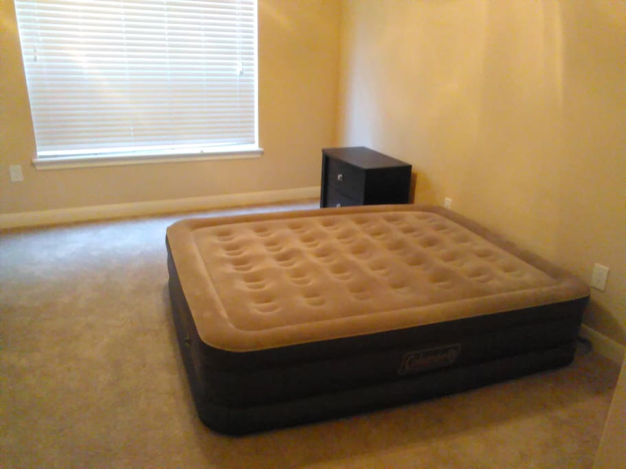 Airbed!