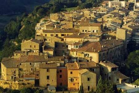 Zwischen Toskana und Rom - Canino