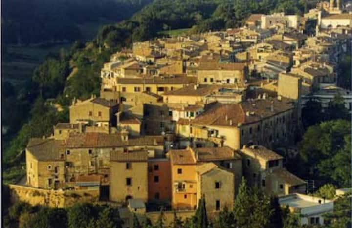 Zwischen Toskana und Rom