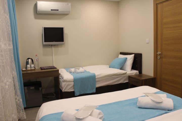 istanbul terrace hotel ( 3 kişilik oda)