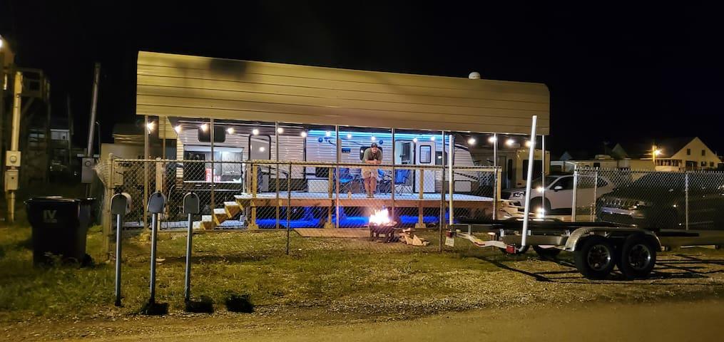 Fishing Camp rental Shell Beach Hopedale Delacroix